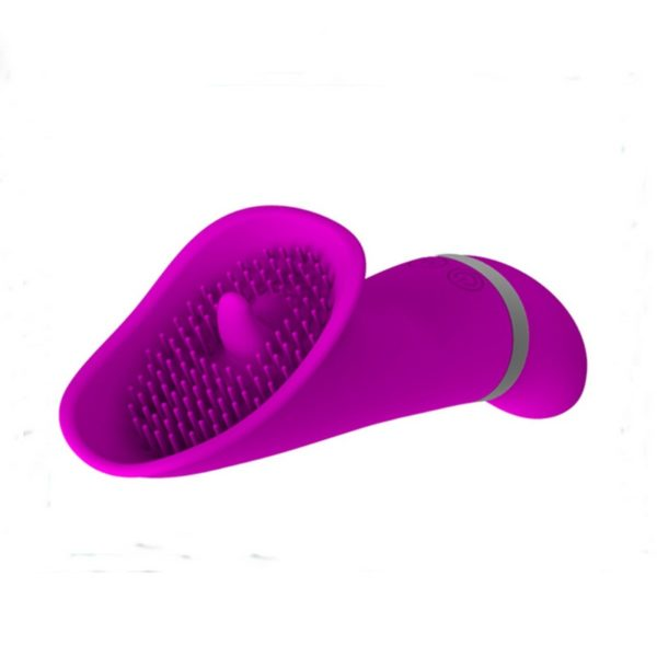 Licking Toy 30 Speed Clitoris Vibrators Clit Pussy Pump Silicone G-spot Vibrator Sex Toy 4