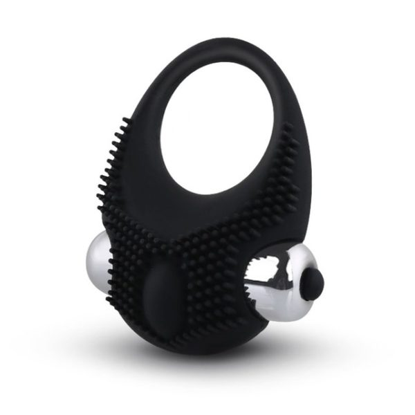 Male-Vibrator-Cock-Vibrating-Ring-Clitoris-Stimulator-Erotic-Toys-For-Couples-Penis-Erections-Time-Delay-Ring 1